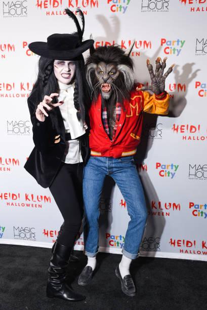 Heidi Klum's 18th Annual Halloween Party: foto e immagini | Getty ...