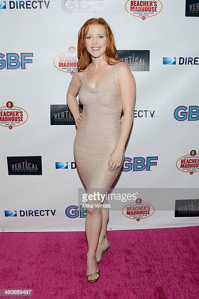 Desiree Hall attends the 'GBF' Los Angeles Premiere at Chinese 6 Theater Hollywood on November 19 2013 in Hollywood California