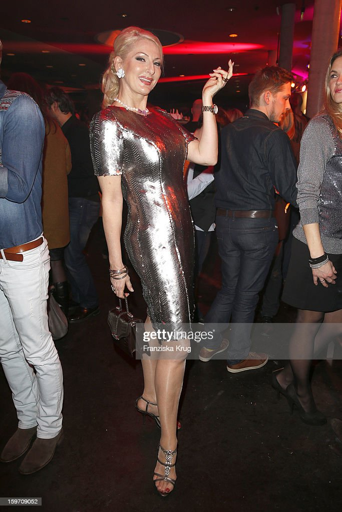 Desiree Nick attends the 'Michalsky Style Nite After Show Party - Mercesdes-Benz Fashion Week Autumn/Winter 2013/14' at Tempodrom on January 18, 2013 in Berlin, Germany.