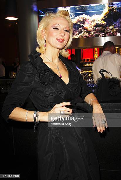 Desiree Nick Auf Der Aftershowparty Der 'Ein Herz Für Kinder' Gala In Der Axel Springer Passage In Berlin Am 181210