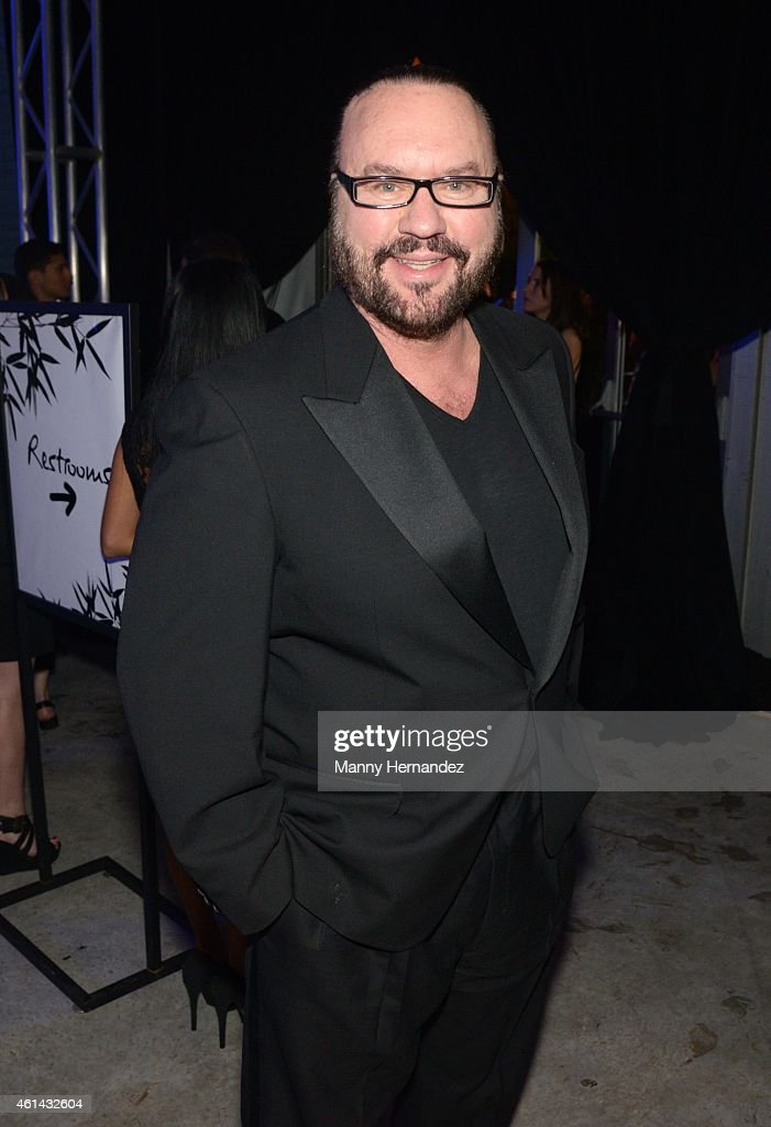 Desmond Child attends 2015 YoungArts Backyard Ball at YoungArts Campus on January 10, 2015 in Miami, Florida.