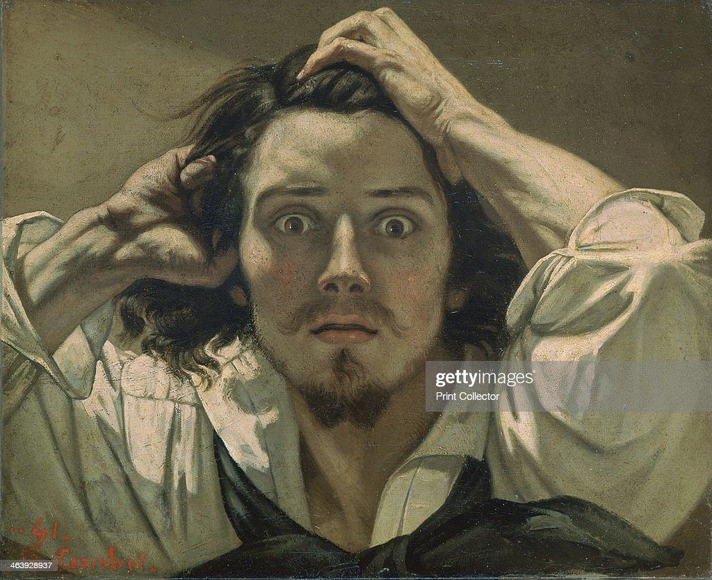 'Desperate Selfportrait' 1841