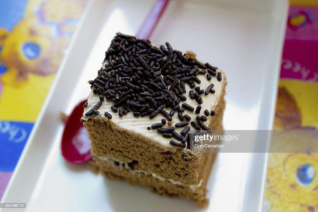 Sobremesas de Bolo : Foto de stock