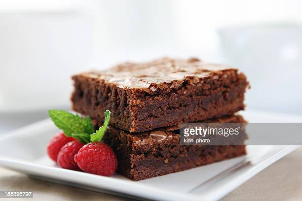 Dessert - chocolate brownie