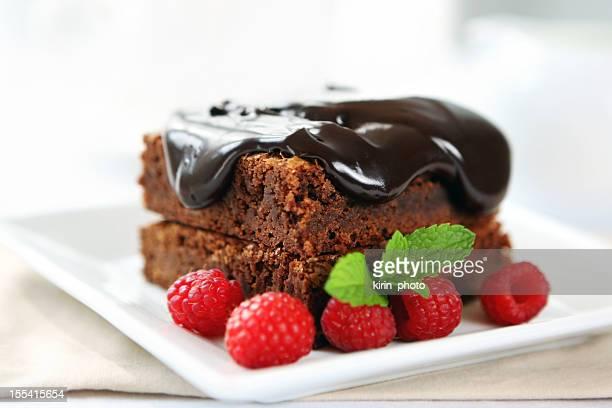 デザート-チョコレートケーキ