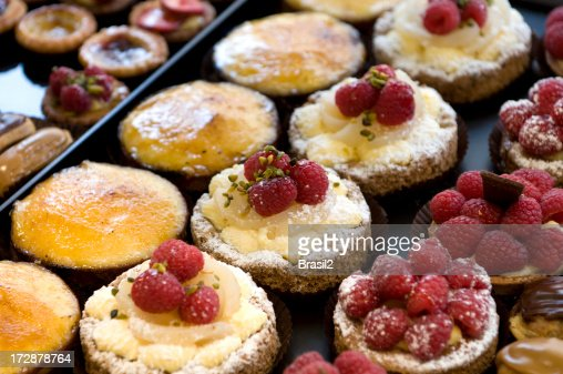 dessert french food