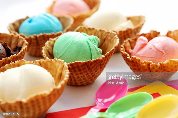 dessert-Eis