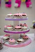 Buffet, Candy, Dessert, Cake Pop, Baked