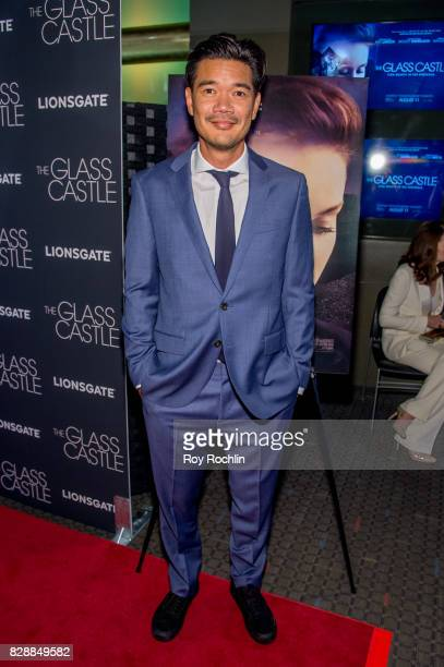 Destin Daniel attends 'The Glass Castle' New York screening at SVA Theatre on August 9 2017 in New York City