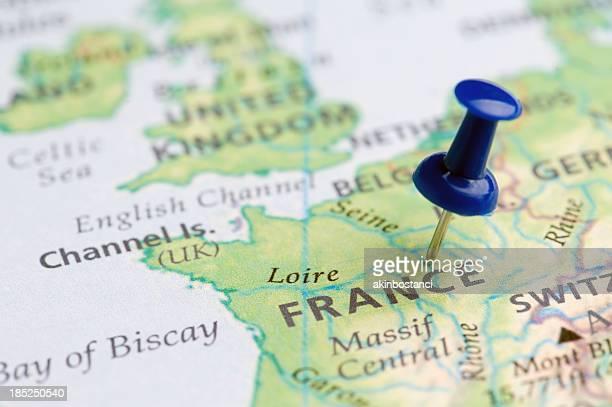 Destination en France