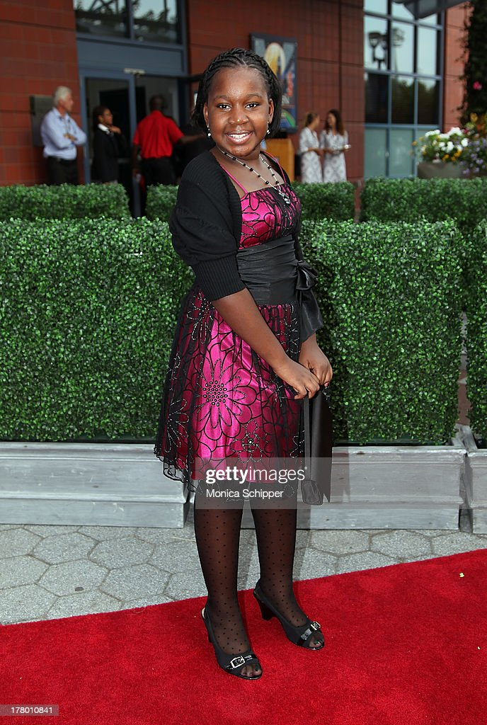 Destiny Steward-Bowden attends the 13th Annual USTA Serves Opening Night Gala at USTA Billie Jean King National Tennis Center on August 26, 2013 in New York City.