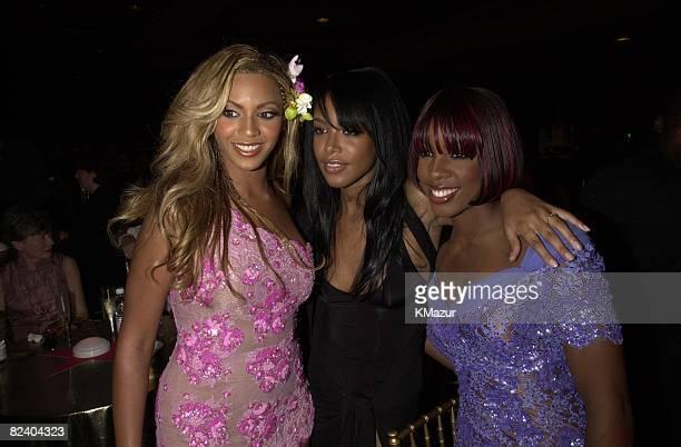Destiny's Child Aaliyah
