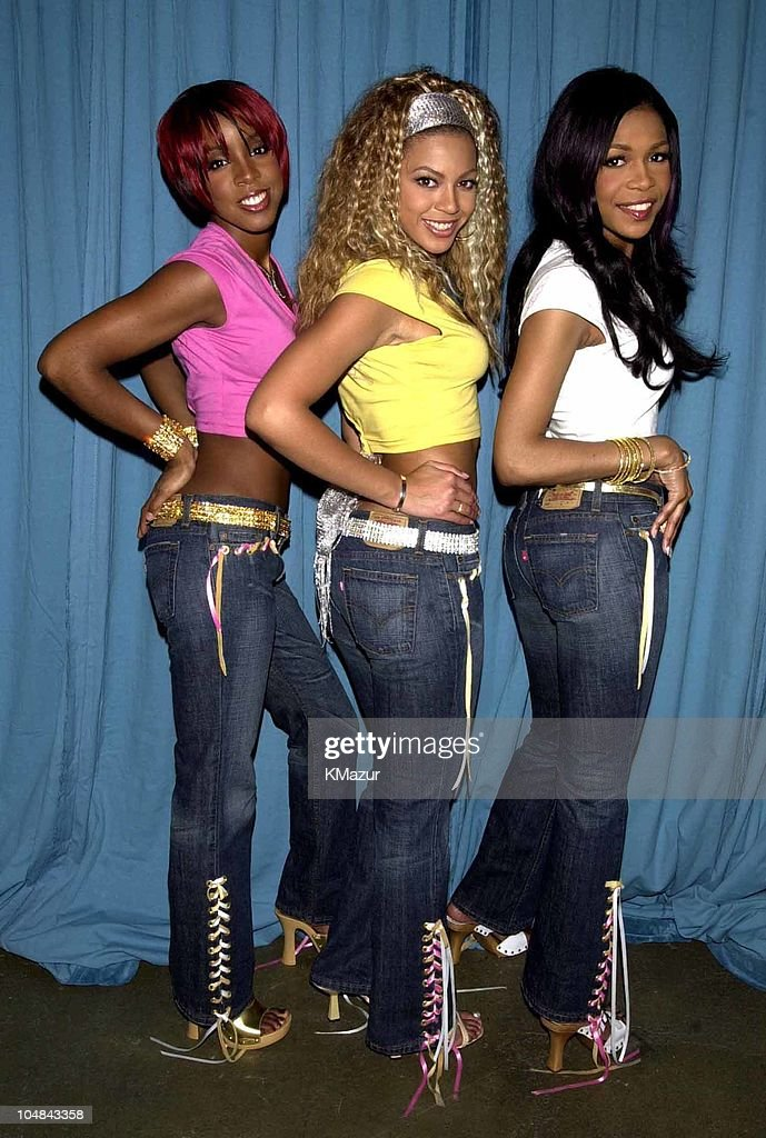 ¿Cuánto mide Kelly Rowland? - Real height Destinys-child-kelly-rowland-beyonce-knowles-michelle-williams-picture-id104843358