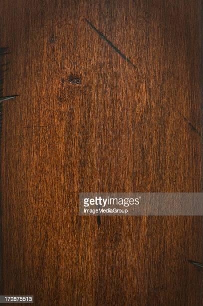 Deprimiert Holz