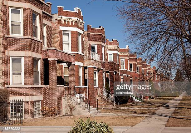 Detached houses in Chicago