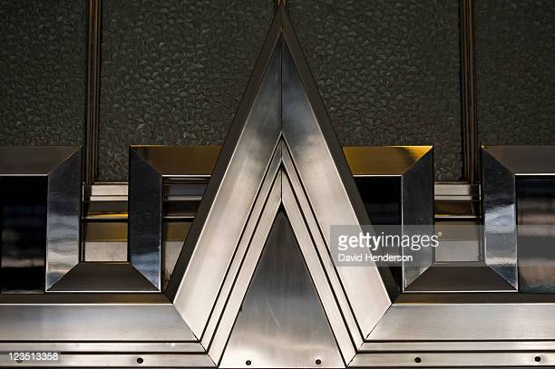 Detail Chrysler Building