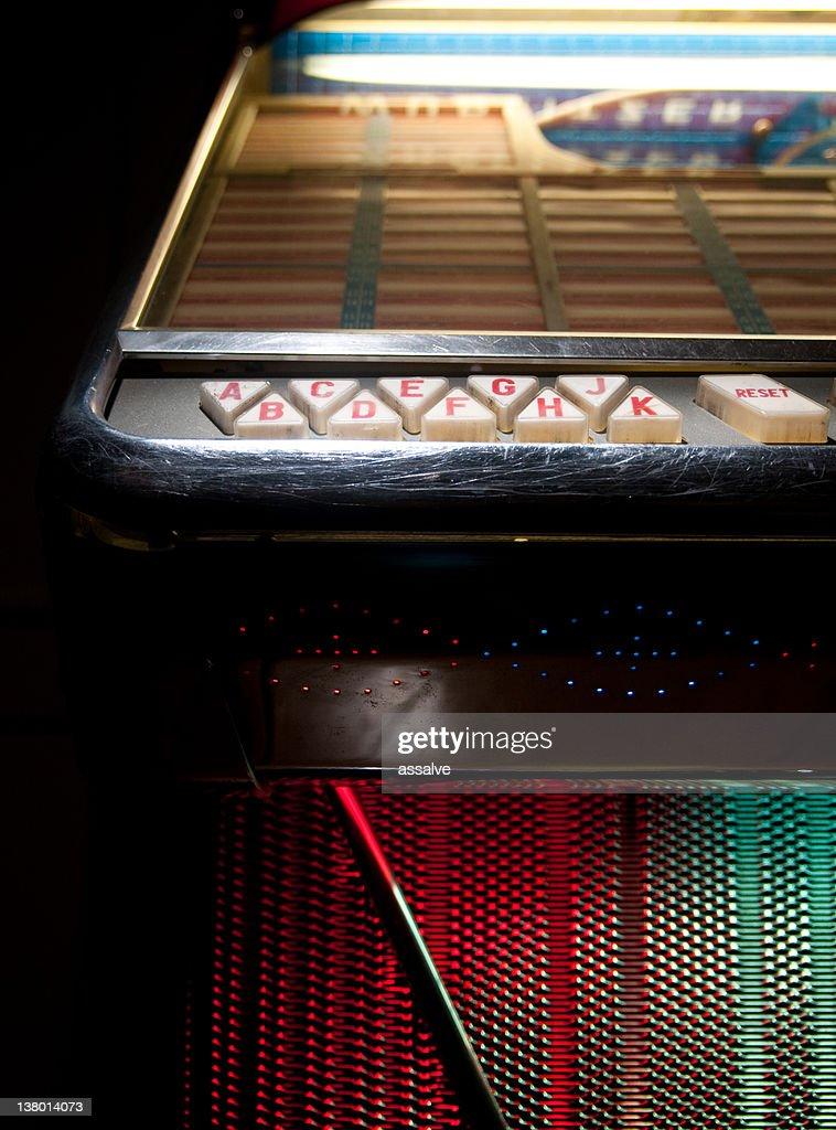detail from jukebox