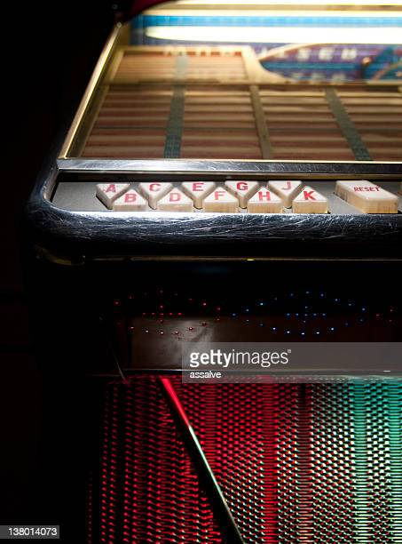 detail from jukebox
