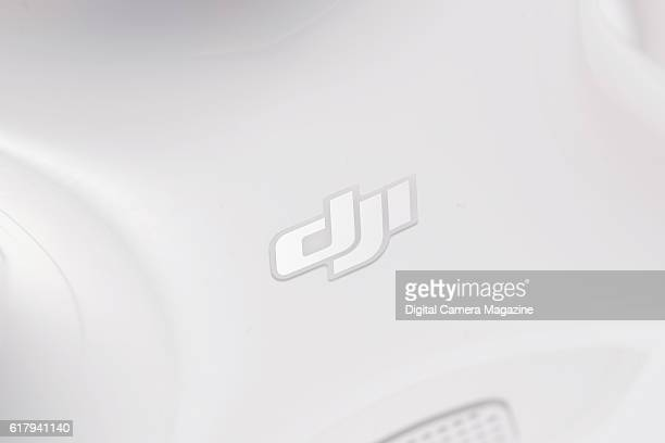 Detail of a DJI Phantom 4 drone taken on March 17 2016