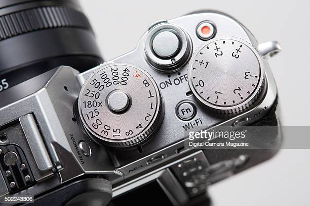 Detail of a Fujifilm XT1 compact system digital camera taken on May 15 2015