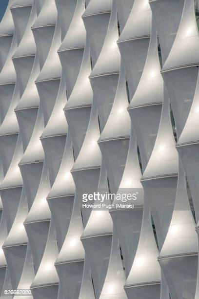 Detail of an Embassy Building, Riverside, South West London