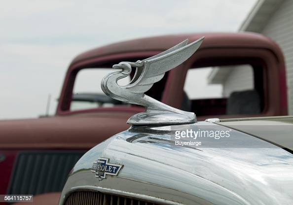 Detail Of Antique Car Country Classic Cars Staunton Illinois