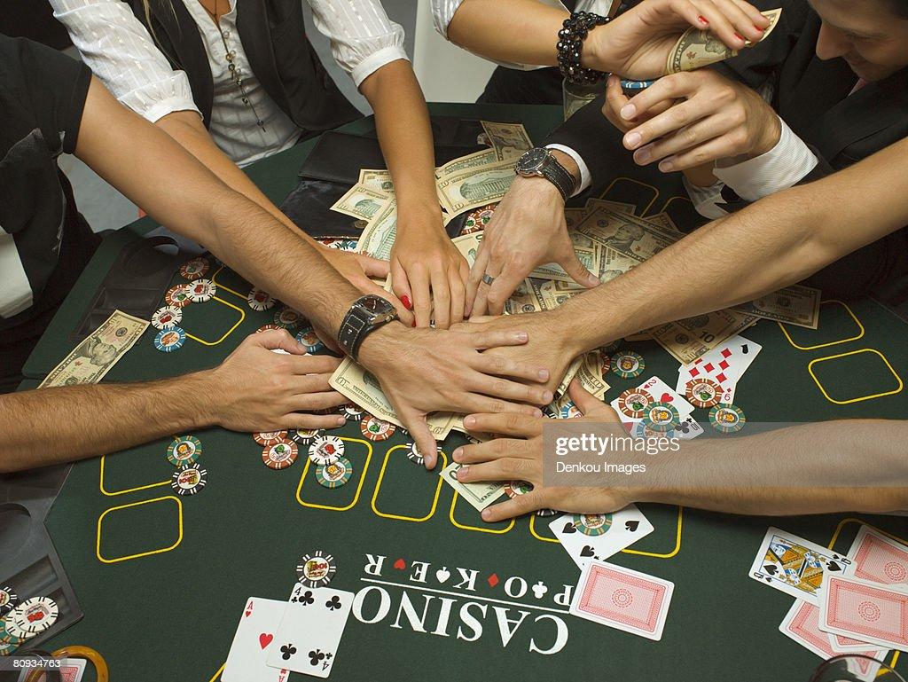 Free money poker games