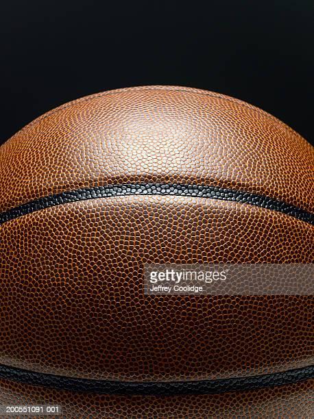 Detail of basketball