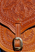 Detail of Horse Saddlebag