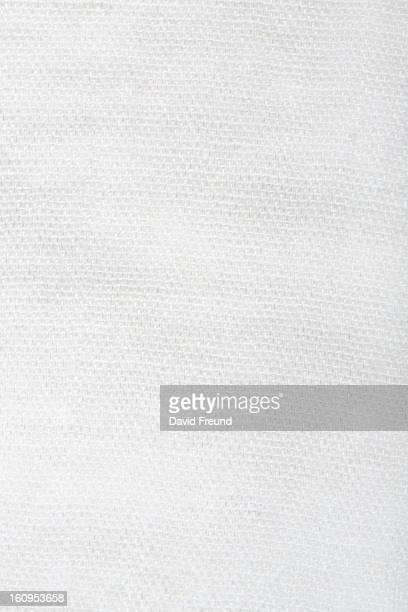 Detail of Muslin fabric texture