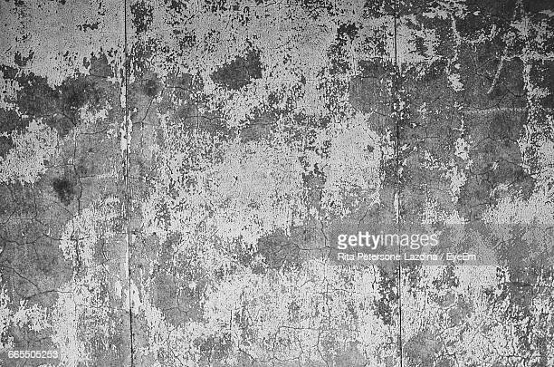 Detail Of Weathered Wall