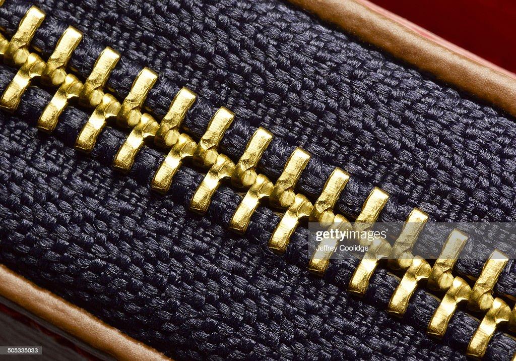 Detail Of Zipper