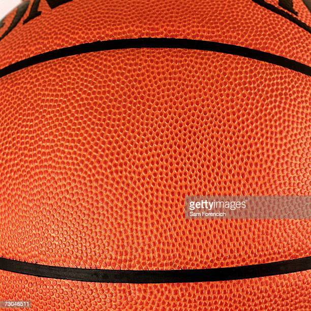 A detail photograph of a Spalding issued official NBA basketball circa 1997 NOTE TO USER User expressly acknowledges that by downloading and or using...