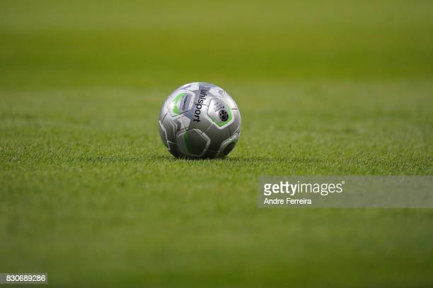 Detail view during the Ligue 2 match between Paris FC and Le Havre at Stade Charlety on August 11 2017 in Paris