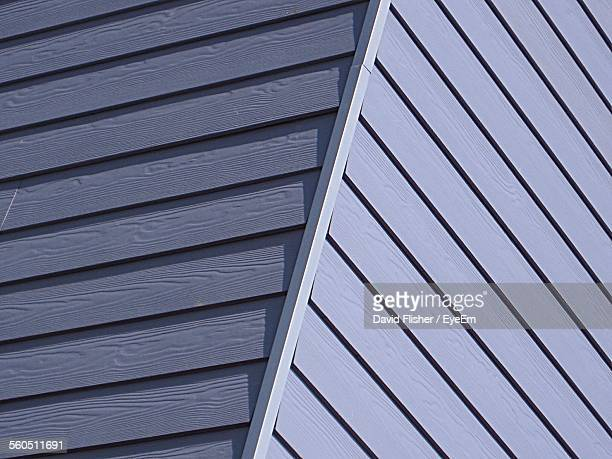 Detail View Of Roof Of House