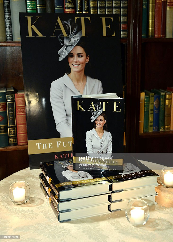 The Future Queen' launch party on September 18, 2013 in New York City.
