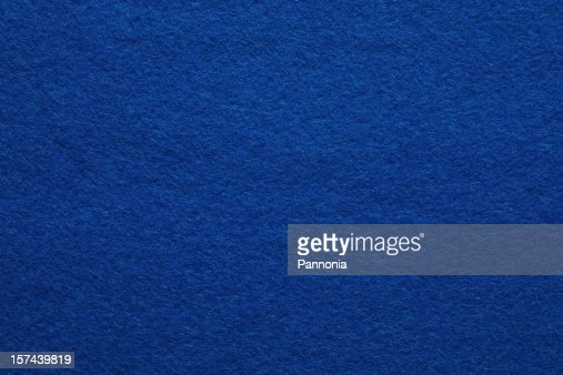 Detailed Blue Felt Background