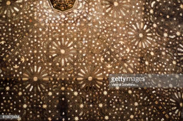 details of Alhambra, GRANADA, Spain