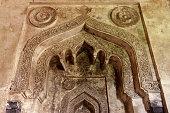 details arch at tomb firuz shah