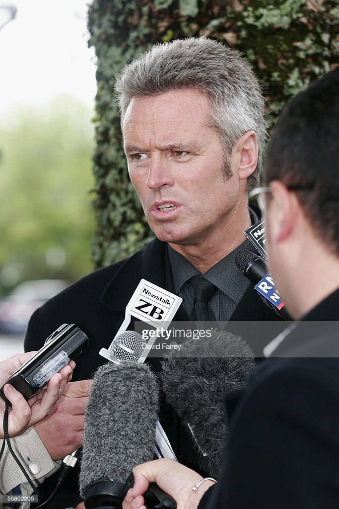 Detective Senior Sergeant Grant Coward holds a press conference announcing that there has been additional sightings of the Toyota Hi Lux the vehicle...