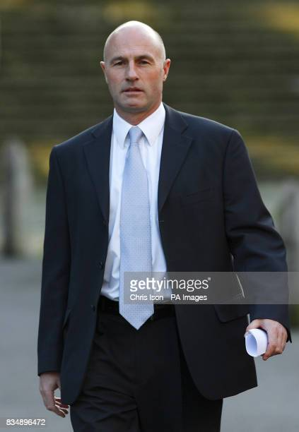 Detective Supt Alan Betts leaves Winchester Crown Court after a jury found Maninder Pal Singh Kohli guilty of the rape abduction and murder of Hannah...