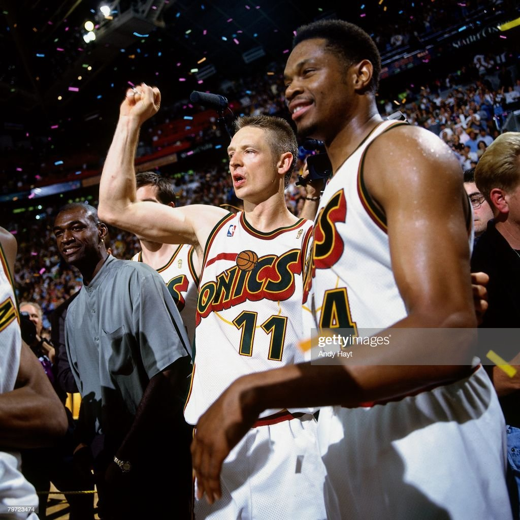 1996 NBA Finals Game 5 Chicago Bulls vs Seattle SuperSonics