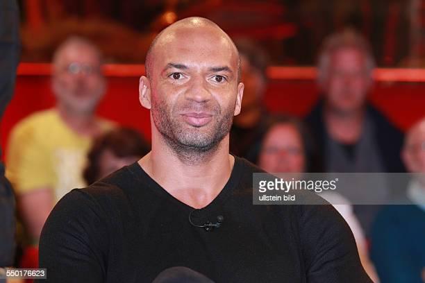 Detlef Soost auch Detlef D Soost genannt der deutsche Taenzer und Choreograf zu Gast beim Talk aus Hannover Tietjen und Hirschhausen in Hannover