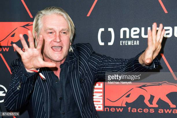 Detlev Buck attends the New Faces Award Film at Haus Ungarn on April 27 2017 in Berlin Germany