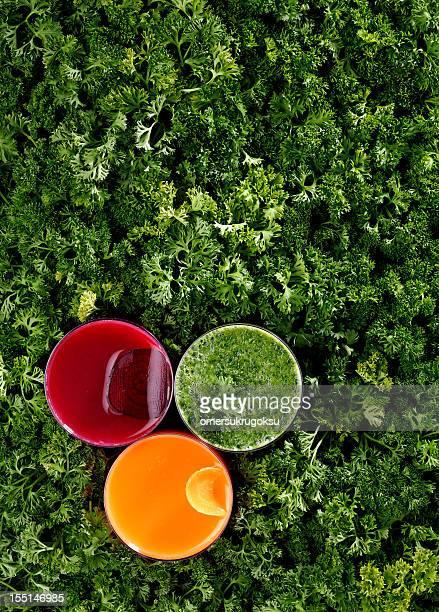 Detox-Fruit Juice