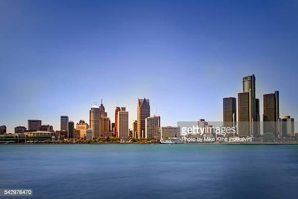 Detroit from Windsor