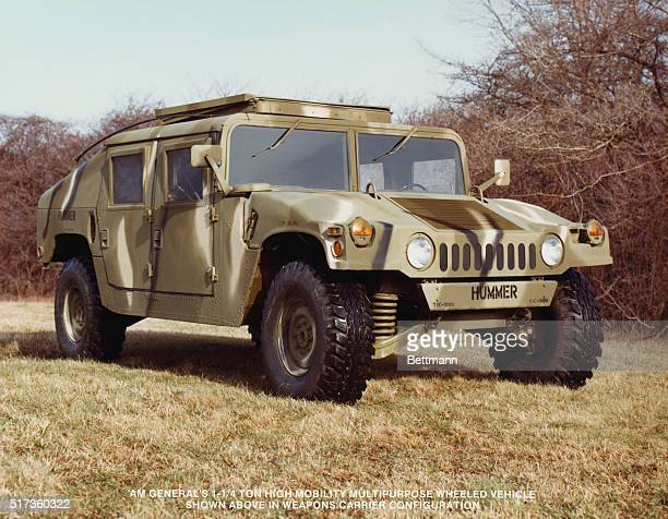AM General Corporation a subsidiary of American Motors Corporation has been awarded a 12 billion contract by the US Army to build a lowslung...