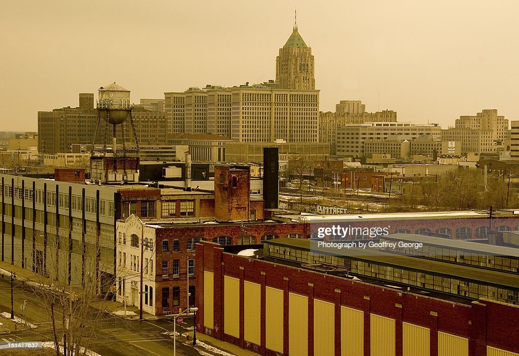 Detroit : Stock Photo