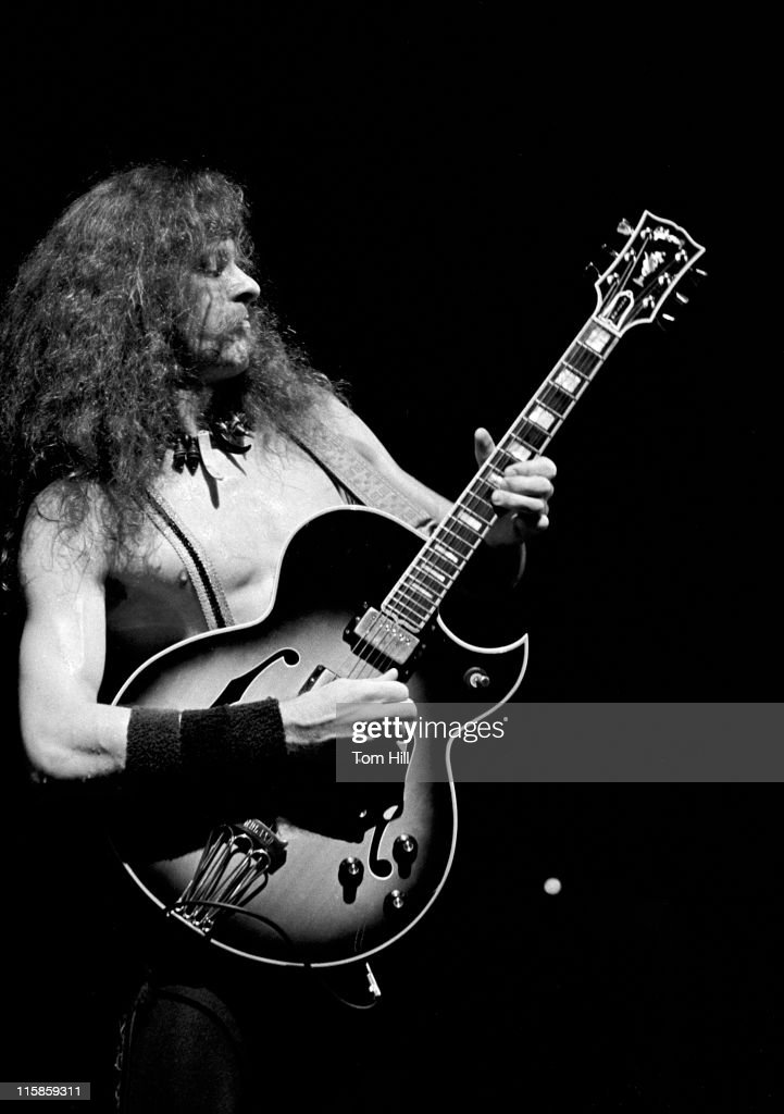 Ted Nugent Plays The Electric Ballroom - June 19, 1975