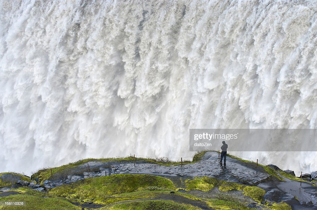 Dettifoss, Iceland : Stock Photo